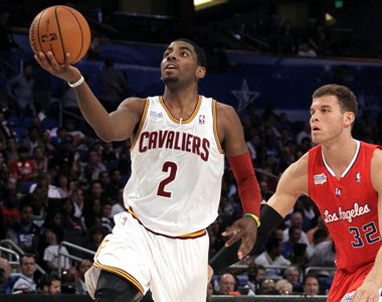Rising Star: Kyrie Irving   The Lincolnian