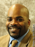 Former coach OJ Abanishe (from Lincoln University Athletics website)