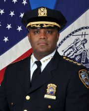 Phillip Banks III, NYPD